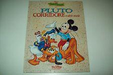DISNEY VIDEOPARADE N.5-PLUTO CORRIDORE E ALTRE STORIE-1993 CARTONATO BUONISSIMO!