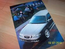 Catalogue / Brochure HYUNDAI Sonata 1996 //