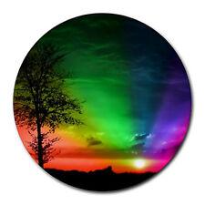 Rainbow Skylight Round Mouse Pad MP971