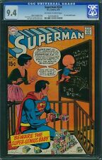 CGC (D.C) SUPERMAN 224 NM 9.4 1970  NICE!(@@)!