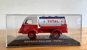 RENAULT GALLION «TOTAL» dans sa Boîte d'Origine