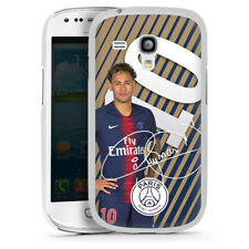 Samsung Galaxy S3 mini Handyhülle Case Hülle - Neymar JR - Gold