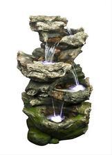 Gartenbrunnen / Springbrunnen Ubbink Wasserfall Norfolk