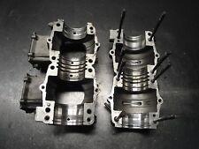 02 2002 POLARIS RMK 800 VES SNOWMOBILE ENGINE MOTOR CRANKCASE CRANK CASE CASES
