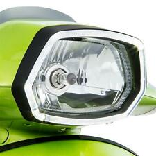 Lampenring SIP LED Leuchtring für Vespa Sprint 50ccm 2T 4T schwarz matt mit E-Nu