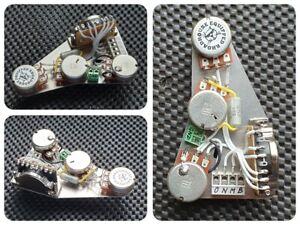 Fender Stratocaster Strat Tone Mod Blend wiring harness loom upgrade kit