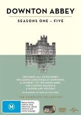 Downton Abbey : Season 1-5 (DVD, 2015, 21-Disc Set)