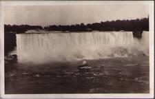 (yl1) Real Photo Postcard Niagara Falls
