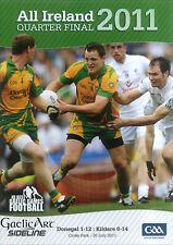 2011 GAA All-Ireland Quarter Final: Donegal v Kildare