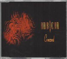 RUBICON / CRAZED * NEW MAXI CD * NEU *