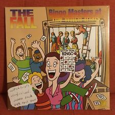 THE FALL Bingo Masters At The Witch Trials LP (NEW) live recording from 1978