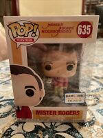 Funko Pop! Television: Mister Rogers Barnes And Noble Exclusive Vinyl Figure
