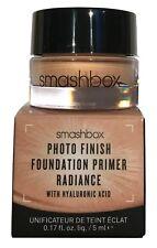 Smashbox Photo Finish Foundation Primer RADIANCE Mini With Hyaluronic Acid 5ml