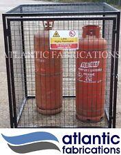 8 x Propane 47kg Gas cylinder storage - Bottle cage 1400h x 1200w x 1200d