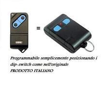 TELECOMANDO FAAC TM1 TM2 433 12 DIP-SWITCH