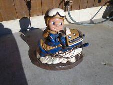 For Sale A Vintage Sno=Prince Jackie Willard Snowmobile Lamp. Dealers Model Rar