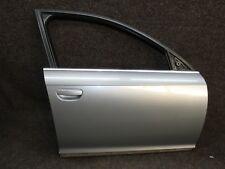 Originale Audi A6 S6 4F Porta Anteriore Destra VR Grigio Quarzo Del Passeggero