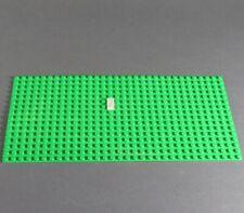 Lego City Placa Base de Construcción 16x32 Botones Verde Claro Park Casa