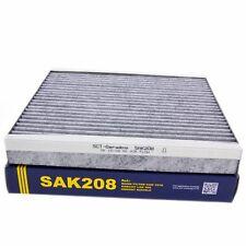 SCT Innenraumfilter Fahrzeugfilter mit Aktivkohle SAK208 Luft Filter VW