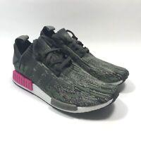 Adidas Originals NMD R1 PK Primeknit camo pink Mens Size 9.5 10.5-11.5 13 bz0222