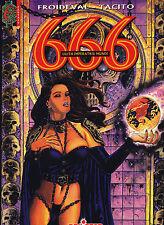666 Splitter Band 4 Lilith Imperatrix Mundi Froideval Tacito Softcover Z 0-1