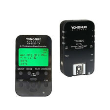 Yongnuo YN622C-Kit Wireless Flash Trigger E-TTL II per Canon Eos YN-622C + YN-62