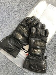 Dainese Carbon Motorbike Gloves,Size S(8,5)