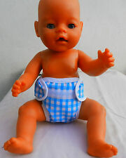 Handmade Nappy Baby Doll Clothing & Accessories