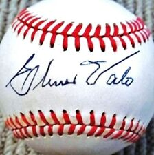 ELMER VALO (D.1998) (PHIL A'S BROOKLYN DODGERS YANKEES) SIGNED OAL BASEBALL JSA