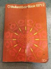 Mullard Data Book 1971/2