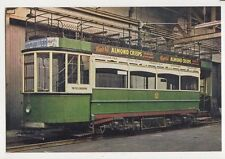 Tramcar No.6 Llandudno & Colwyn Bay Electric Railway Postcard 313a