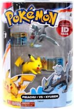 POKEMON TOMY  FIGURE  PIKACHU VS KYUREM