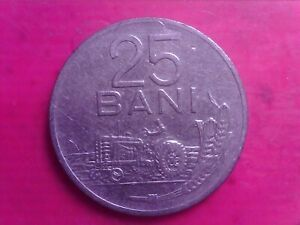 ROMANIA   25  BANI   1960      FEB27