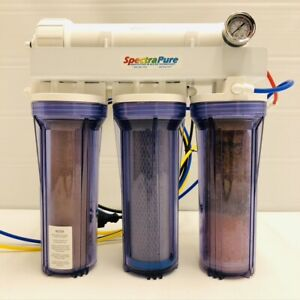 SpectraPure MaxPure Mpdi 90 RO/DI Water Purification System with Manual & Wrench