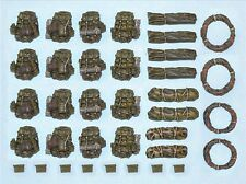 Black Dog 1/72 US Modern Soldier's Equipment Accessories Set No.2 [Resin] T72010