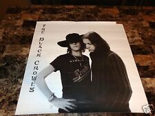 The Black Crowes Rare Promo Poster Rich & Chris Robinson Portrait Greatest Hits