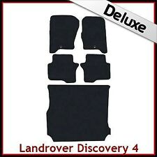 Landrover Discovery 4 2009 2010 2011 Tailored LUXURY 1300g Car + Boot Mats