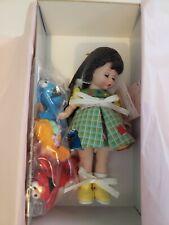 Madame Alexander Making Friends on Sesame Street Doll 39085 NEW in Box