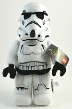 "Star Wars Lego Stormtrooper Plush 13"" Figure"