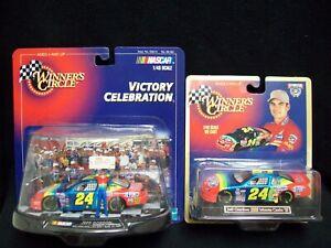 Winner Circle Jeff Gordon 1:43 scale 2 Car Set.