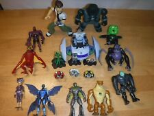 Ben 10 Action Figures and accessories Lot 8