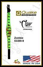 "QUAKE ""THE CLAW"" Contour Rifle Sling w/Swivels - ZOMBIE - 53300-9 - USA Made!"