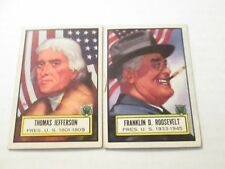Topps 1952 Look N See lot 45 Different all low numbers (1-75) Bks $600