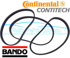 HONDA CIVIC D15B7 1.5L 1993-1995 DRIVE BELT KIT A/C ALTERNATOR P/S OEM QUALITY