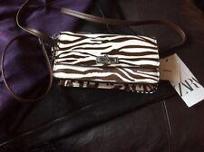 Zara brand new women's zebra print bag. New with tags.
