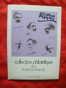 France 1993 Special Information Pack And Stamps. 921