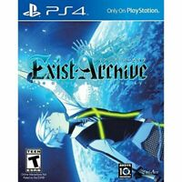 Exist Archive The Other Side Of The Sky PS4 Game usa