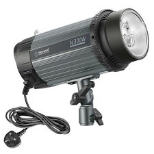 Neewer 300W 5600K Photo Studio Strobe Flash Light Monolight with Modeling Lamp