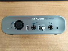 M-Audio Fast Track (usato, ottime condizioni)