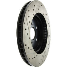 Disc Brake Rotor-Hybrid Front Left Stoptech 127.44130L